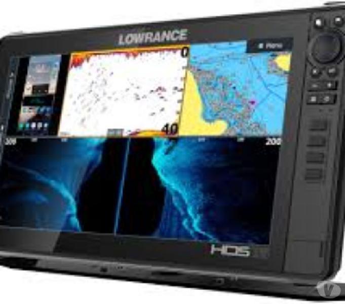 Lowrance hds live 16 gps fishfinder basiglio - barche usate occasione