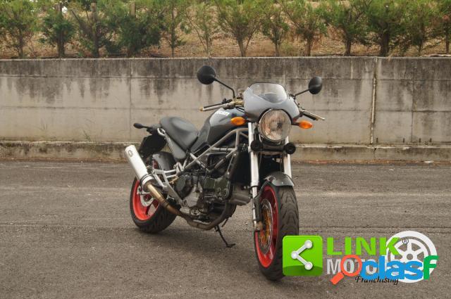 Ducati monster 900 s4 benzina in vendita a l'aquila (l'aquila)
