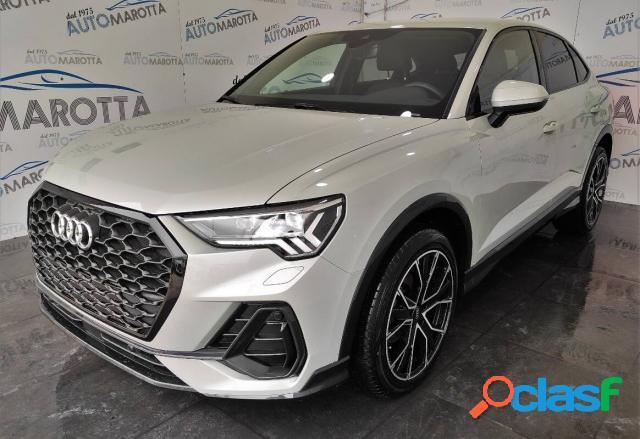 Audi q3 2019 sportback diesel in vendita a limatola (benevento)