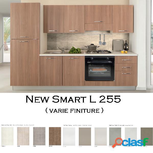 Cucina new smart l 255