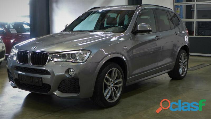2017 BMW X3 xDrive20d M Sport Hi Fi Navi