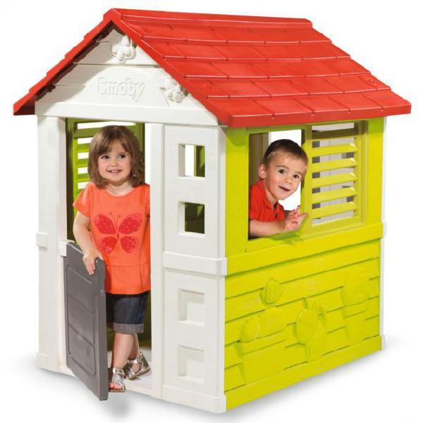 Smoby casetta da gioco per bambini lovely
