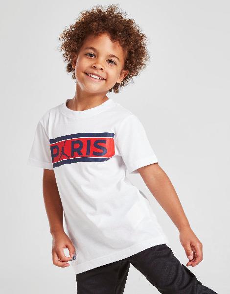 Jordan paris saint germain bars t-shirt children