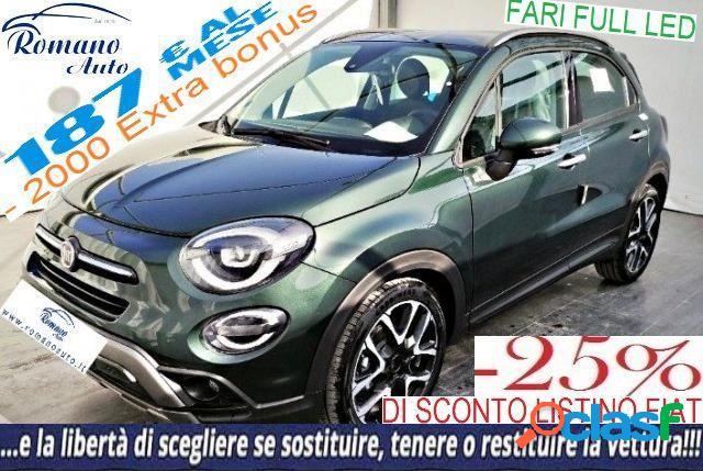 Fiat 500x benzina in vendita a pollena trocchia (napoli)