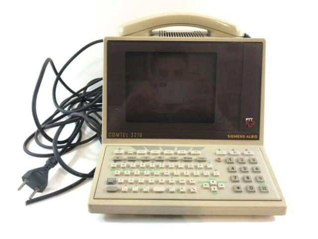 Telefono siemens albis comtel 3210