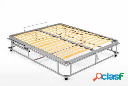 Meccanismo struttura contenitore 3 misure di letto