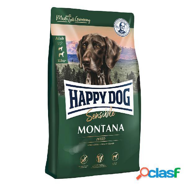 Happy dog montana cavallo e patate 11 kg