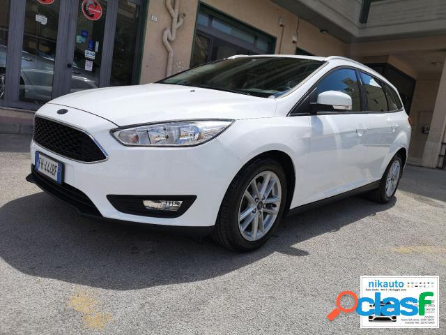 Ford focus station wagon diesel in vendita a canicattì (agrigento)
