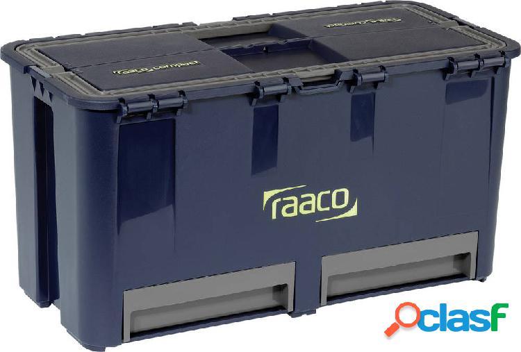 Raaco compact 27 136587 universale valigetta porta utensili senza contenuto 1 pezzo (l x a x p) 474 x 248 x 239 mm