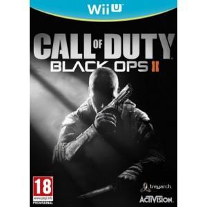 Call of duty (cod) black ops ii (wii u)