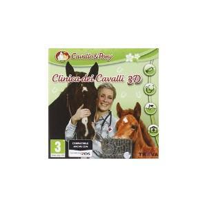 Clinica dei cavalli 3d (3ds)
