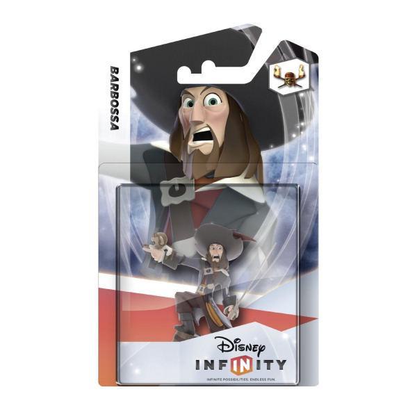 Disney infinity personaggi - i pirati dei caraibi: barbossa
