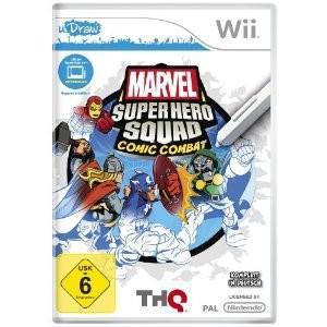 Marvel super hero squad comic combat (wii)