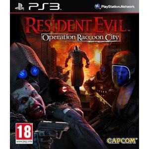 Resident evil: operation raccoon city + call of juarez the