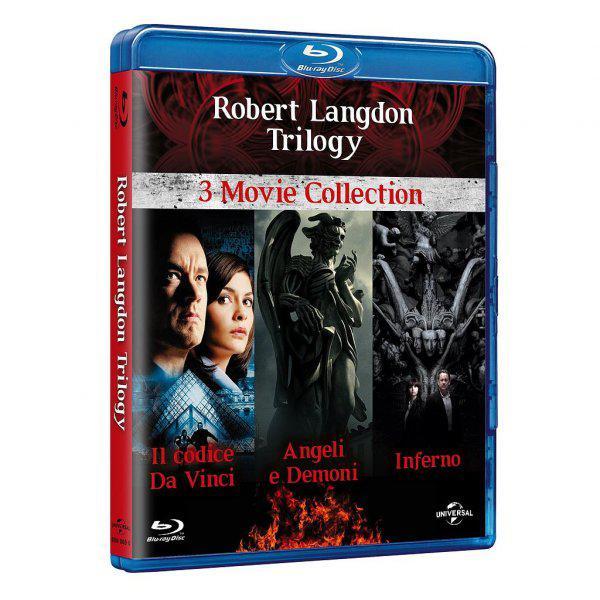 Robert langdon trilogia