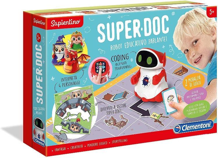 Sapientino robot educativo parlante 12094