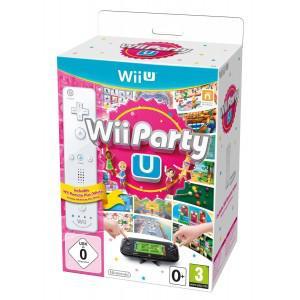 Wii party u + telecomando remote plus bianco (wii u)