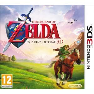 Zelda ocarina of time (3ds)