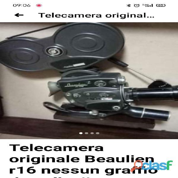 Cinepresa Beaulien r16