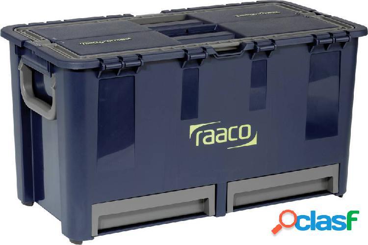 Raaco compact 47 136600 universale valigetta porta utensili senza contenuto (l x a x p) 540 x 292 x 296 mm