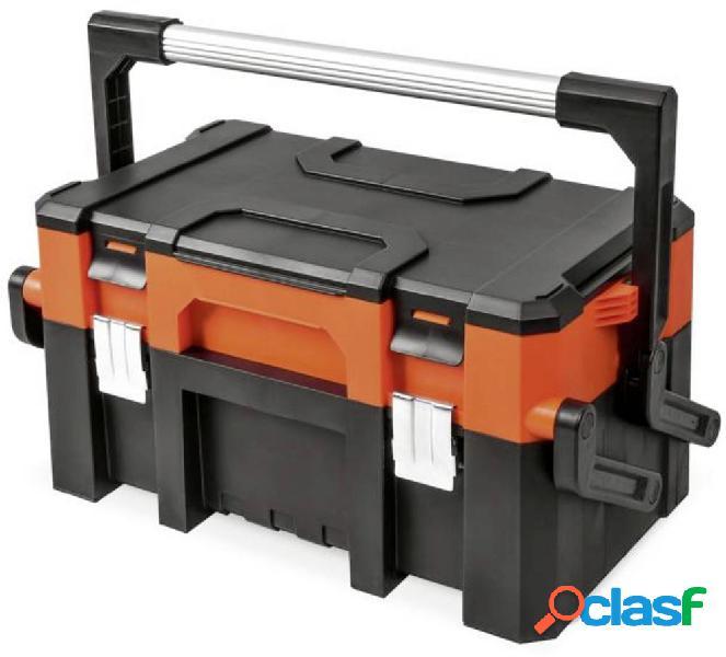 Alutec 66002 valigetta porta utensili senza contenuto (l x l x a) 58 x 29 x 36 mm