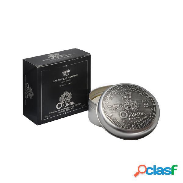 Saponificio varesino opuntia sapone da barba 150 g