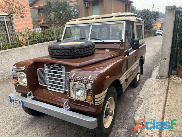 1982 Land Rover Series
