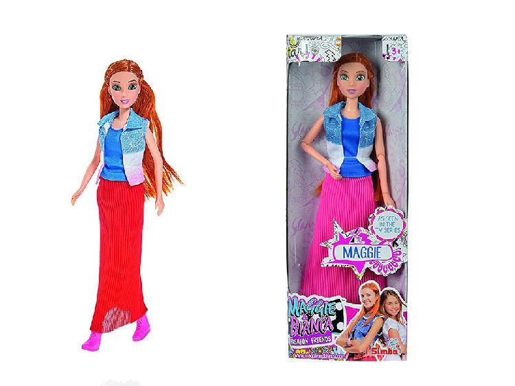 Maggie e bianca bambola maggie