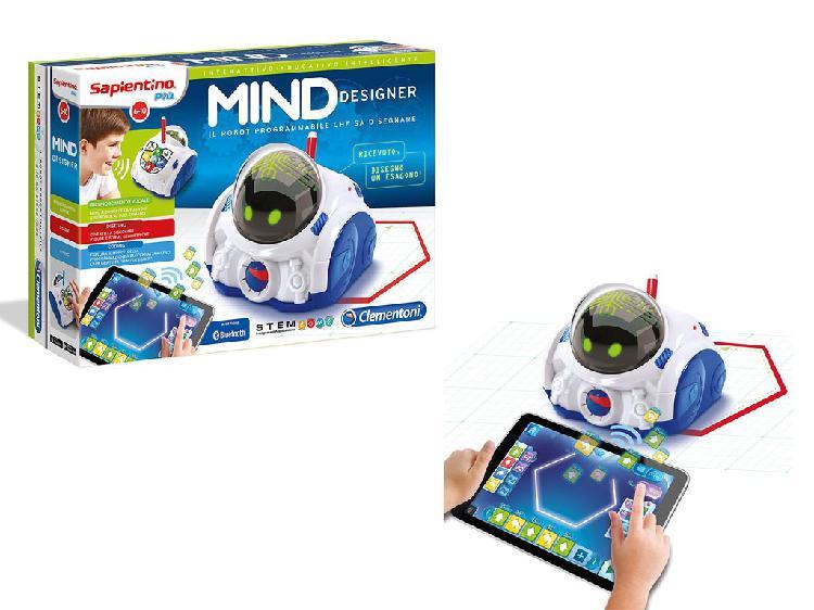 Mind robot educativo intelligente