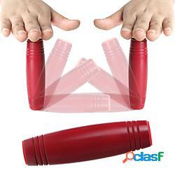 1 pcs magneti giocattolo mokuru anti-stress a cilindro giocattoli trasformabili giocattoli per trucchi magici stick magica gioco educativo anti-stress lengo naturale gomma da cancellare novit