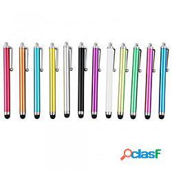 Penne stilo penna capacitiva per ipad xiaomi mi samsung universale apple huawei telefonia e elettronica tutto in 1 metallo miniinthebox