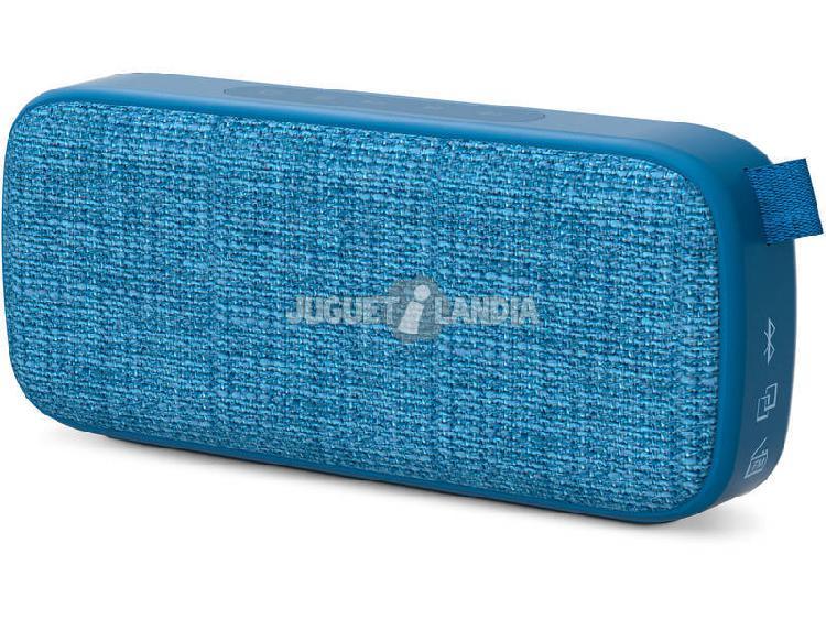 Altoparlante portatile fabric box 3+ trend blueberry energy