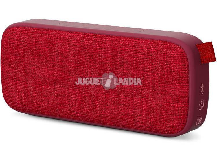 Altoparlante portatile fabric box 3+ trend cherry energy