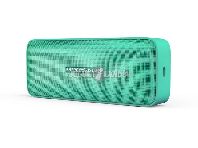 Altoparlante portatile music box 2+ mint energy sistem 44854