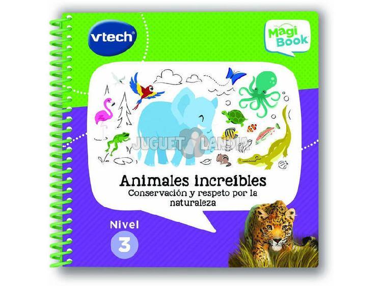 Animali incredibili magi book vtech 481022