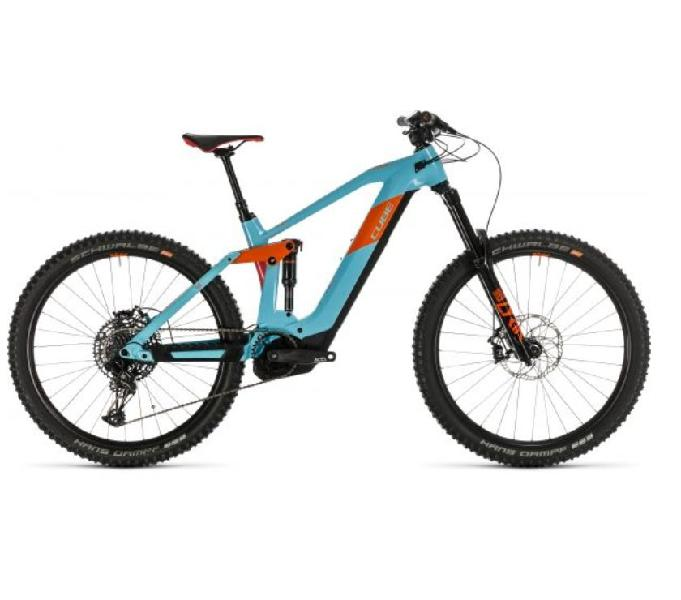 Cubo stereo ibrido 160 hpc sl 625 27.5 glacierblue 2020 milano - articoli sportivi e bicicletta in vendita