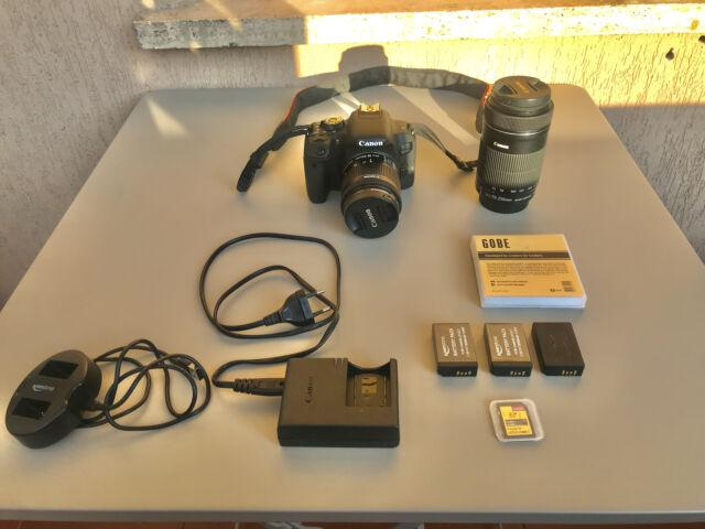 Canon 800d kit