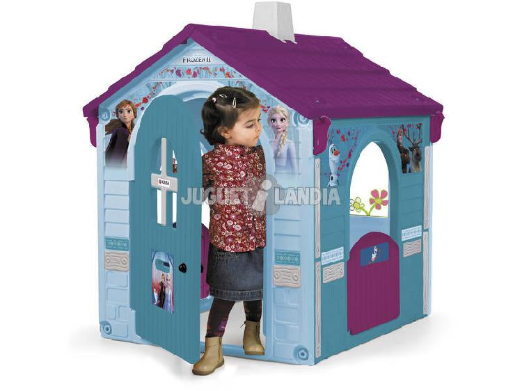 Casa frozen ii injusa 20337