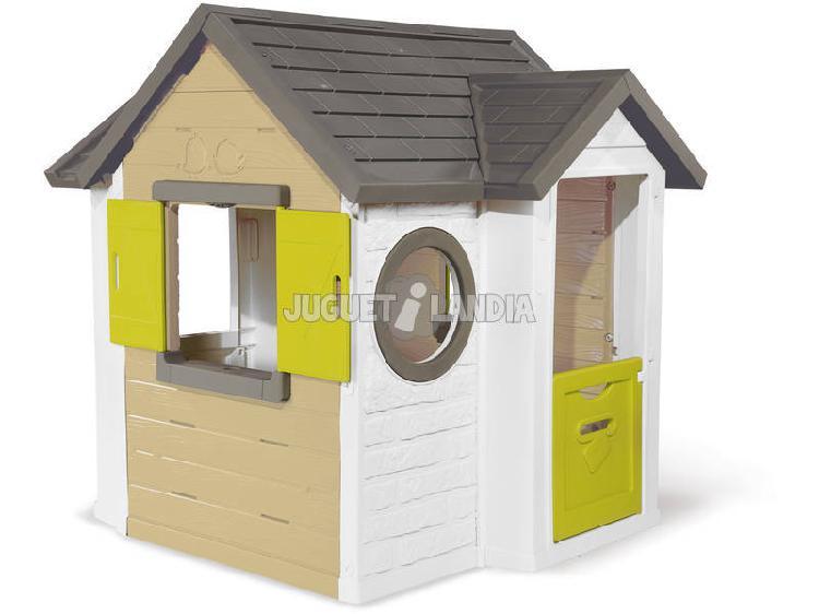 Casa my new house smoby 810406
