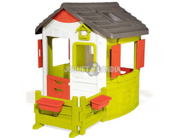 Casa neo jura lodge con giardino smoby 810501