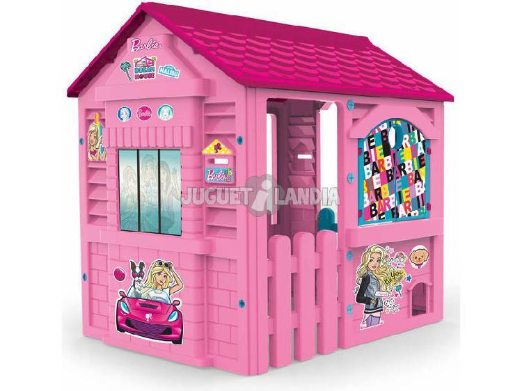 Casa per bambini barbie fábrica de juguetes 89609