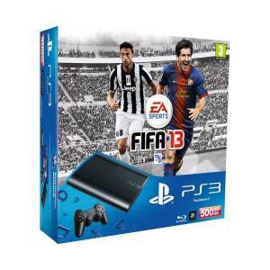 Console playstation 3 500 gb + fifa 13