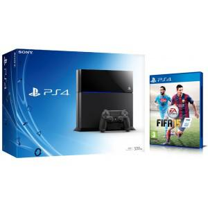 Console playstation 4 + last of us remastered (ps4)