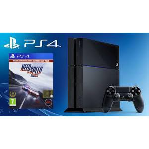 Console playstation 4 + need for speed rivals (ps4)