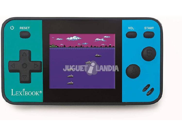 Console portatile mini cyber arcade 8 giochi schermo 1.8