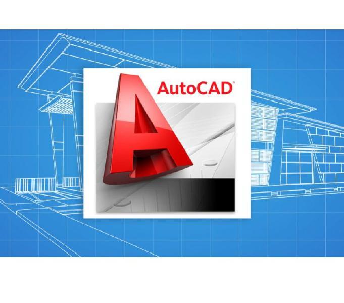 Corso disegnatore autocad 2d e 3d (aula o video conferenza) cremona