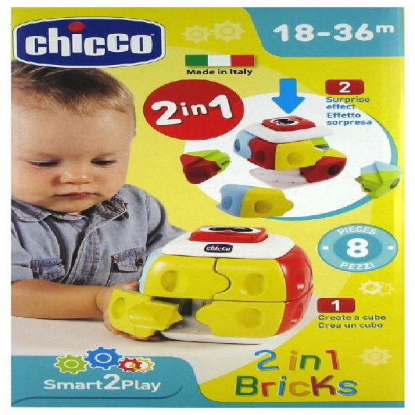 Cubo Q-Bricks 2 in 1 10061