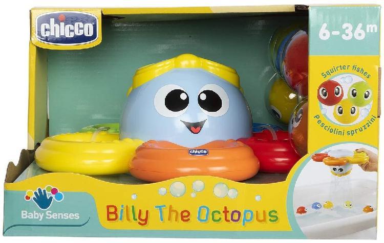Gioco Bagno Billy Il Polpo 10037