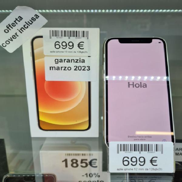 Iphone 12 mini, 699¤