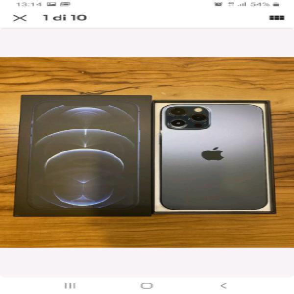 Iphone 12 pro max 258 gb nuovo